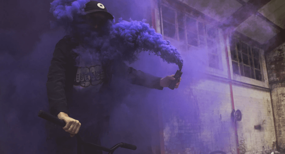 Smoke Bomb Photography Guide