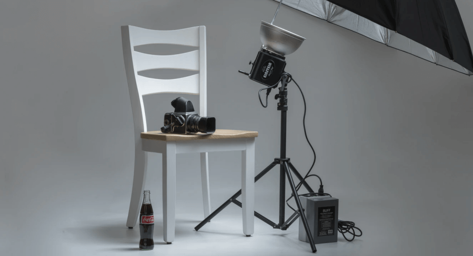How to set up a photo studio at home?