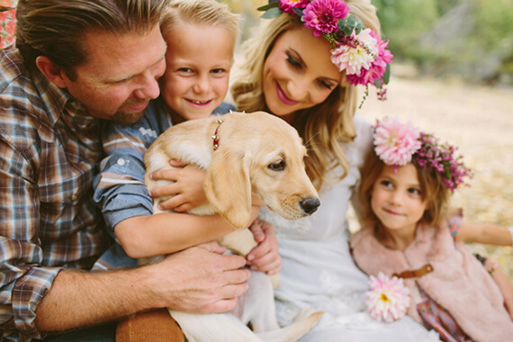 Family Photo Ideas & Tips for Spring Season #4