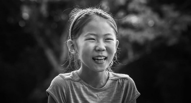 How to succeed in black and white portrait photography