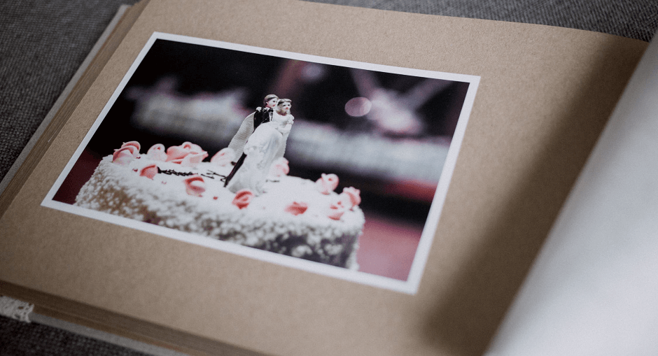 How to make a professional wedding album